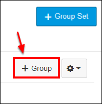 Screenshot of the +Group button.