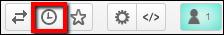 Screenshot of the clock icon.